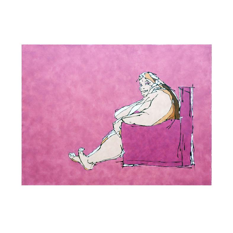 dame-in-stoel