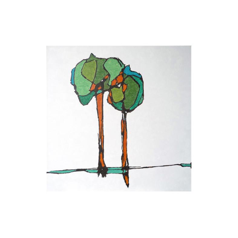 twee-bomen